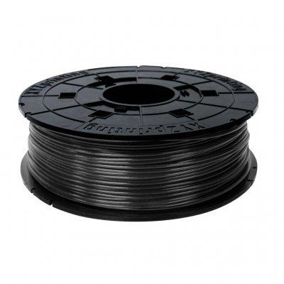 Пластик PLA XYZ в катушке 600 г, черный (RFPLCXEU01B) (RFPLCXEU01B)Пластик PLA XYZ<br>Длина 240 мм, для Junior<br>