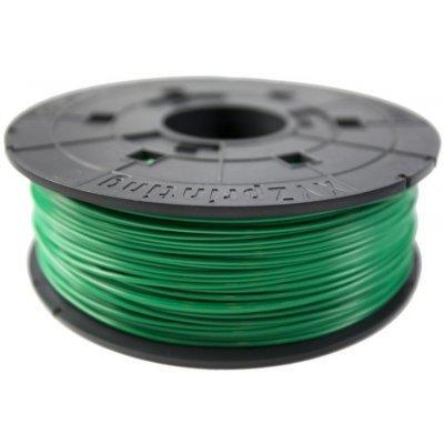 Пластик PLA XYZ в катушке 600 г, зеленый (RFPLCXEU04G) (RFPLCXEU04G)Пластик PLA XYZ<br>Длина 240 мм, для Junior<br>