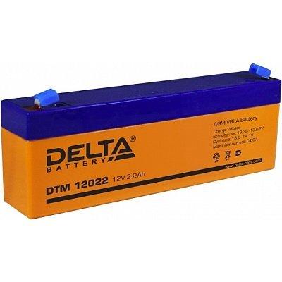Аккумуляторная батарея для ИБП Delta DTM 12022 (DTM 12022)Аккумуляторные батареи для ИБП Delta<br><br>