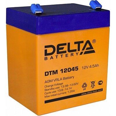 Аккумуляторная батарея для ИБП Delta DTM 12045 (DTM 12045)Аккумуляторные батареи для ИБП Delta<br><br>
