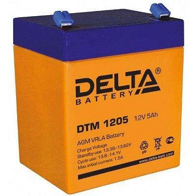 Аккумуляторная батарея для ИБП Delta DTM 1205 (DTM 1205)