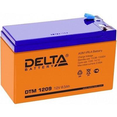 Аккумуляторная батарея для ИБП Delta DTM 1209 (DTM 1209) аккумуляторная батарея восток ск 1209 12v9ah