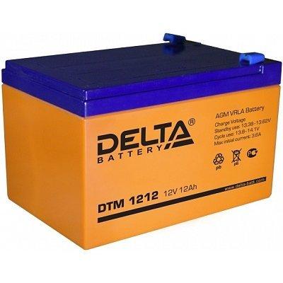 Аккумуляторная батарея для ИБП Delta DTM 1212 (DTM 1212)