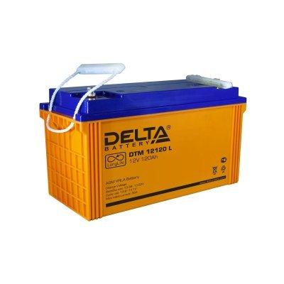 Аккумуляторная батарея для ИБП Delta DTM 12120 L (DTM 12120 L)Аккумуляторные батареи для ИБП Delta<br><br>
