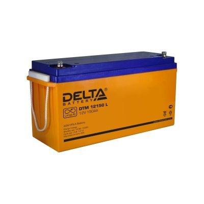 Аккумуляторная батарея для ИБП Delta DTM 12150 L (DTM 12150 L)Аккумуляторные батареи для ИБП Delta<br><br>