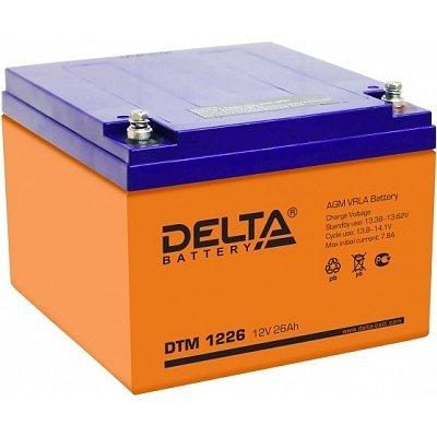 Аккумуляторная батарея для ИБП Delta DTM 1226 (DTM 1226)