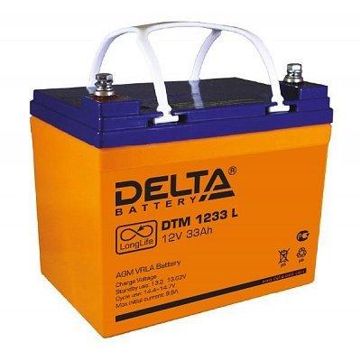 Аккумуляторная батарея для ИБП Delta DTM 1233 L (DTM 1233 L)