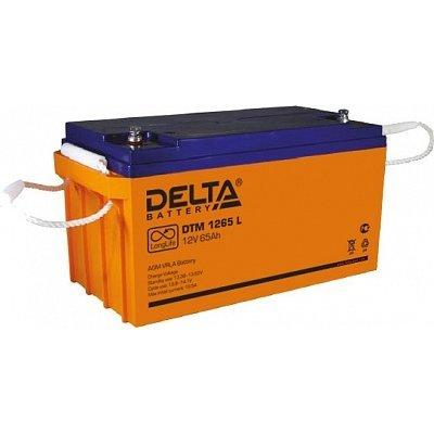 Аккумуляторная батарея для ИБП Delta DTM 1265 L (DTM 1265 L)Аккумуляторные батареи для ИБП Delta<br><br>