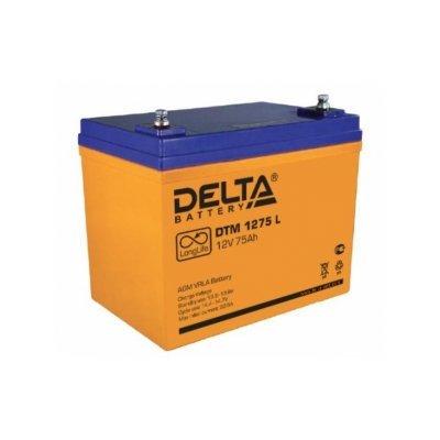 Аккумуляторная батарея для ИБП Delta DTM 1275 L (DTM 1275 L)Аккумуляторные батареи для ИБП Delta<br><br>