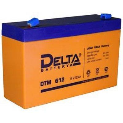 Аккумуляторная батарея для ИБП Delta DTM 6012 (DTM 6012)