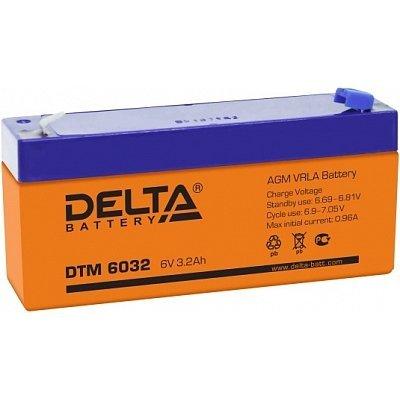 Аккумуляторная батарея для ИБП Delta DTM 6032 (DTM 6032)