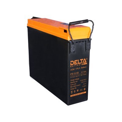 Аккумуляторная батарея для ИБП Delta FTS12-125 (FTS12-125)Аккумуляторные батареи для ИБП Delta<br><br>