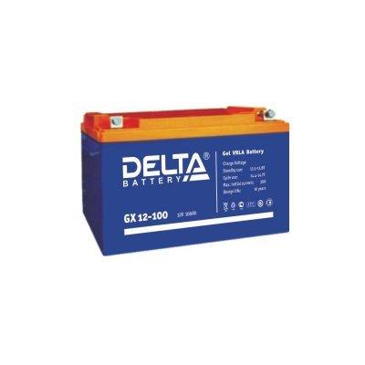 Аккумуляторная батарея для ИБП Delta GX 12-100 (GX 12-100)Аккумуляторные батареи для ИБП Delta<br><br>