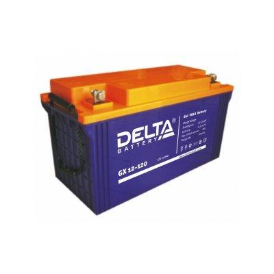 Аккумуляторная батарея для ИБП Delta GX 12-120 (GX 12-120)Аккумуляторные батареи для ИБП Delta<br><br>