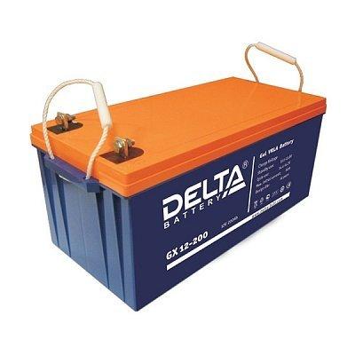 Аккумуляторная батарея для ИБП Delta GX 12-200 (GX 12-200)
