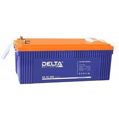 Аккумуляторная батарея для ИБП Delta GX 12-230 (GX 12-230)