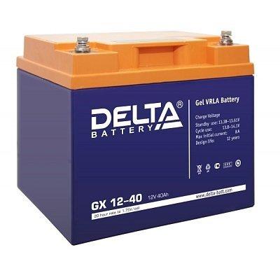 Аккумуляторная батарея для ИБП Delta GX 12-40 (GX 12-40)