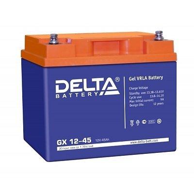 Аккумуляторная батарея для ИБП Delta GX 12-45 (GX 12-45)