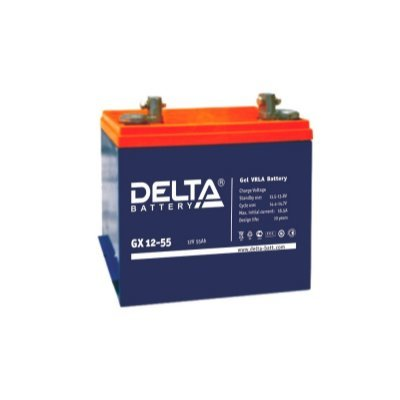 Аккумуляторная батарея для ИБП Delta GX 12-60 (GX 12-60)Аккумуляторные батареи для ИБП Delta<br><br>
