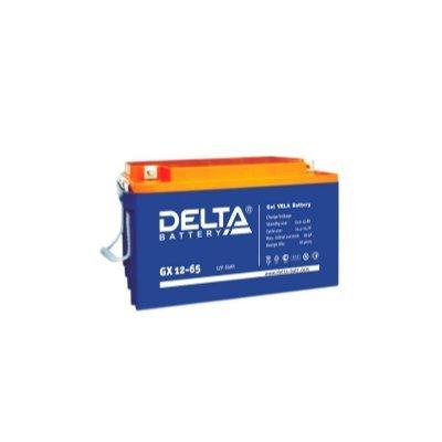 Аккумуляторная батарея для ИБП Delta GX 12-65 (GX 12-65)