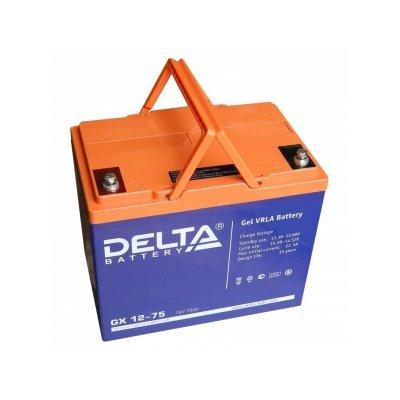 Аккумуляторная батарея для ИБП Delta GX 12-75 (GX 12-75)