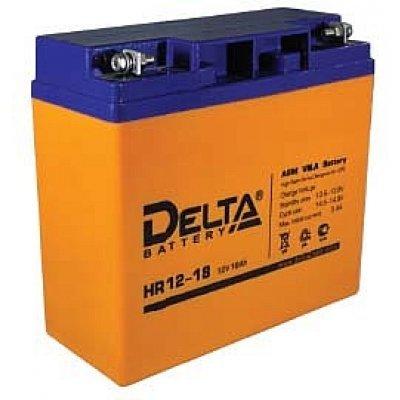 Аккумуляторная батарея для ИБП Delta HR12-18 (HR12-18)