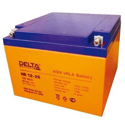 Аккумуляторная батарея для ИБП Delta HR12-26 (HR12-26)