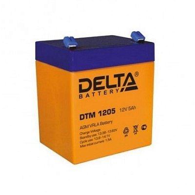 Аккумуляторная батарея для ИБП Delta HR12-5.8 (HR12-5.8)Аккумуляторные батареи для ИБП Delta<br><br>