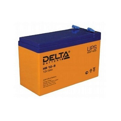 Аккумуляторная батарея для ИБП Delta HR12-9 (HR12-9) [sa] new original authentic special sales sick photoelectric switch wl160 f142 spot