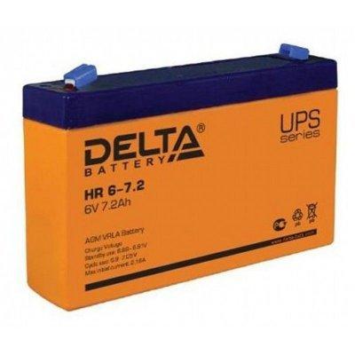 Аккумуляторная батарея для ИБП Delta HR6-7.2 (HR6-7.2)