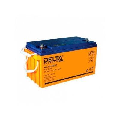 Аккумуляторная батарея для ИБП Delta HRL 12-560W (120Ah) (HRL 12-560W (120Ah))Аккумуляторные батареи для ИБП Delta<br><br>