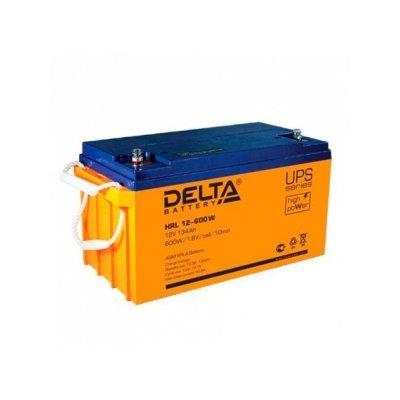 Аккумуляторная батарея для ИБП Delta HRL 12-600W (134Ah) (HRL 12-600W (134Ah))