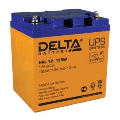 Аккумуляторная батарея для ИБП Delta HRL12-155W (26Ah) (HRL12-155W (26Ah))Аккумуляторные батареи для ИБП Delta<br><br>