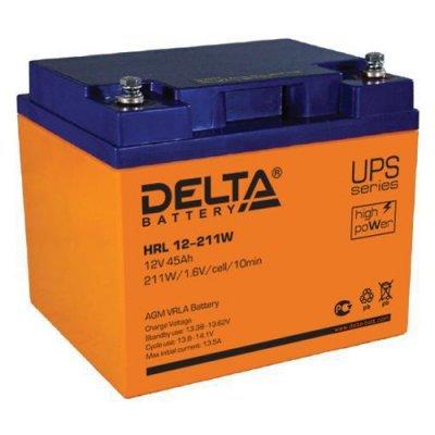 Аккумуляторная батарея для ИБП Delta HRL12-211W (45Ah) (HRL12-211W (45Ah))