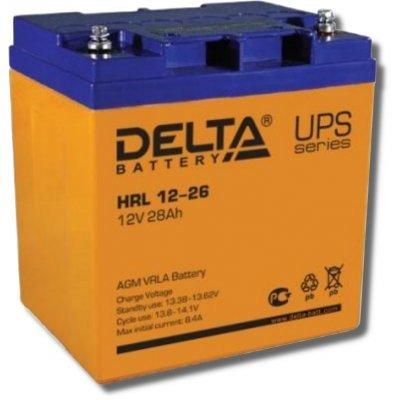 Аккумуляторная батарея для ИБП Delta HRL12-26 (HRL12-26)
