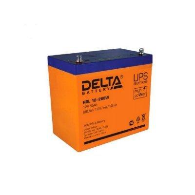 Аккумуляторная батарея для ИБП Delta HRL12-260W (55Ah) (HRL12-260W (55Ah))