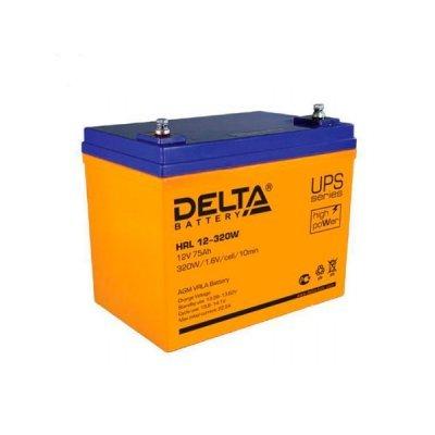 Аккумуляторная батарея для ИБП Delta HRL12-320W (75Ah) (HRL12-320W (75Ah))