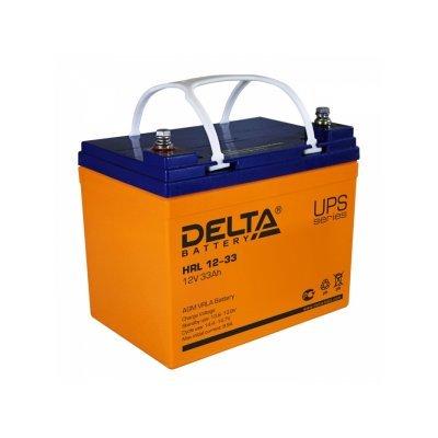 Аккумуляторная батарея для ИБП Delta HRL12-33 (HRL12-33)Аккумуляторные батареи для ИБП Delta<br><br>