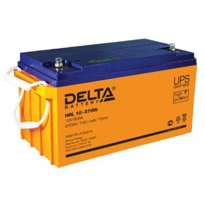 Аккумуляторная батарея для ИБП Delta HRL12-370W (80Ah) (HRL12-370W (80Ah))