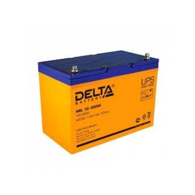 Аккумуляторная батарея для ИБП Delta HRL12-420W (90Ah) (HRL12-420W (90Ah))Аккумуляторные батареи для ИБП Delta<br><br>