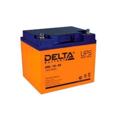 Аккумуляторная батарея для ИБП Delta HRL12-45 (HRL12-45)Аккумуляторные батареи для ИБП Delta<br><br>