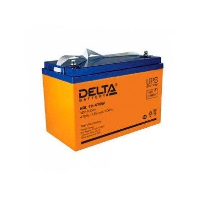 Аккумуляторная батарея для ИБП Delta HRL12-470W (100Ah) (HRL12-470W (100Ah))