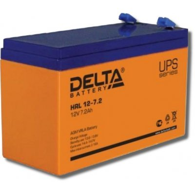 Аккумуляторная батарея для ИБП Delta HRL12-7,2 (HRL12-7,2)