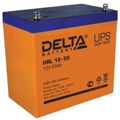 Аккумуляторная батарея для ИБП Delta HRL12-75 (HRL12-75)