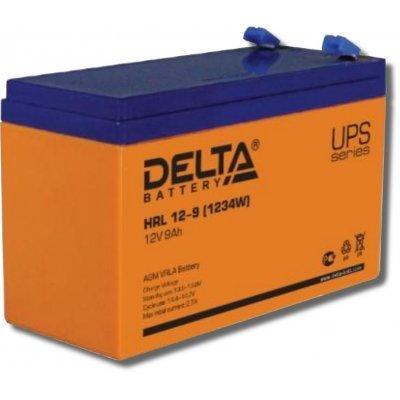 Аккумуляторная батарея для ИБП Delta HRL12-9 (1234W) (HRL12-9 (1234W))Аккумуляторные батареи для ИБП Delta<br><br>