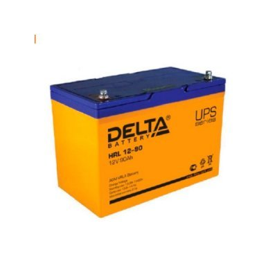 Аккумуляторная батарея для ИБП Delta HRL12-90 (HRL12-90)Аккумуляторные батареи для ИБП Delta<br><br>