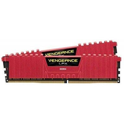 Модуль оперативной памяти ПК Corsair CMK16GX4M2A2666C16R 16Gb DDR4 (CMK16GX4M2A2666C16R)Модули оперативной памяти ПК Corsair<br>Память DDR4 2x8Gb 2666MHz Corsair CMK16GX4M2A2666C16R RTL DIMM 288-pin 1.2В<br>
