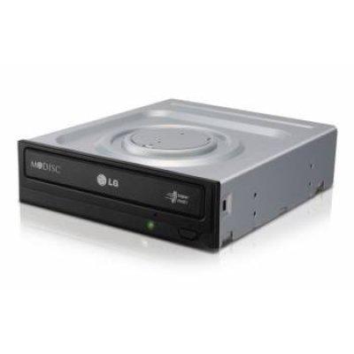 Оптический привод DVD для ПК LG GH24NSD0 (GH24NSD0)Оптические привод DVD для ПК LG<br>Оптич. накопитель DVD±RW LG (HLDS) GH24NSD0 Black<br>