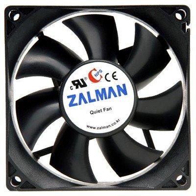 Система охлаждения корпуса ПК ZALMAN ZM-F1 PLUS(SF) (ZM-F1 Plus (SF))Системы охлаждения корпуса ПК ZALMAN<br>Вентилятор Zalman ZM-F1 Plus (SF) (80мм, сверхтихий)<br>