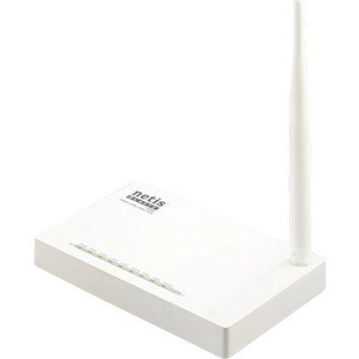 Wi-Fi xDSL точка доступа (роутер) Netis DL-4312 (DL4312) маршрутизатор netgear d7800 100pes беспроводной гигабитный dsl vdsl vdsl2 adsl adsl2 и adsl2 модем роутер ac2600 802 11ac 800 1733 мбит с 2 4
